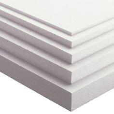 FOREX PRINT PVC PLAAT GESCHUIMD