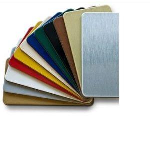 Panneaux Composites en Aluminium
