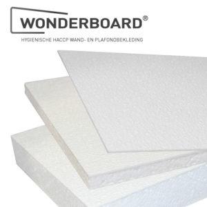 Wonderboard Wand en Plafondsysteem