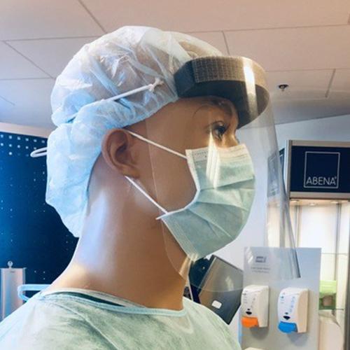 ffp gezichtsmasker bescherming coronavirus mondkapjes leverancier nederland ziekenhuis