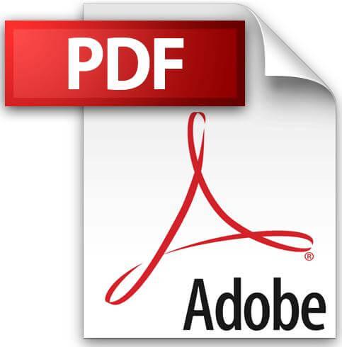 pdf icoon - Indulite